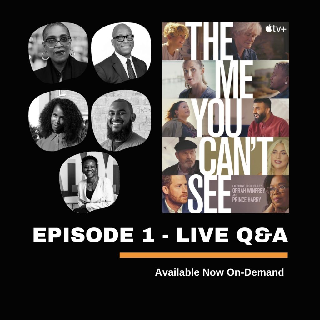The Me You Can't See: Live Q&A