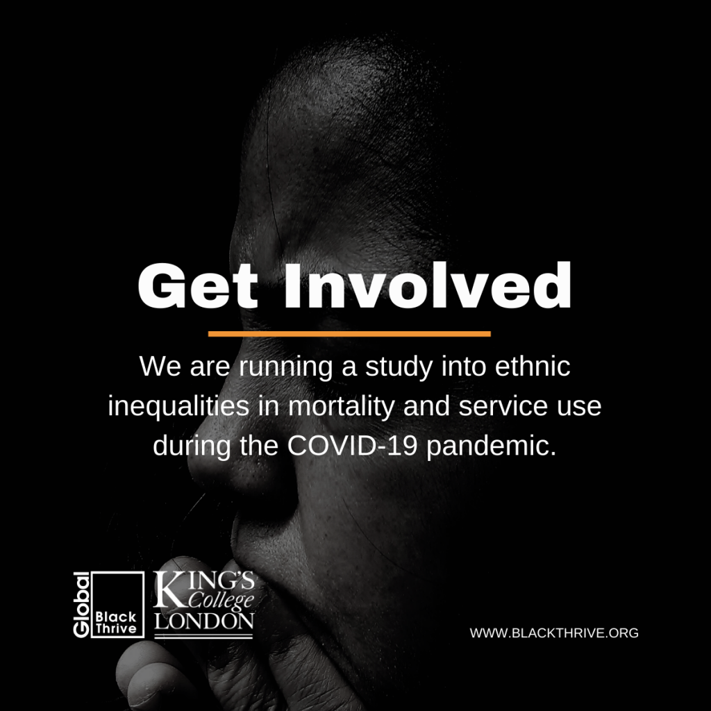 Ethnic Inequalities in Mortality and Service Use During the COVID Pandemic